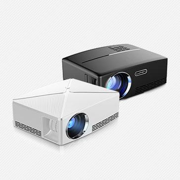 CINEMA-Shop Projector